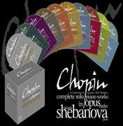 Chopin: Complete Solo Piano Works in Opus Order (CD) at Kmart.com