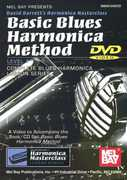 David Barrett's Harmonica Masterclass: Basic Blues Harmonica Method - Level 1 (DVD) at Kmart.com