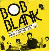 Blank Generation Blank Tapes Nyc 1975-1985 (LP / Vinyl) at Kmart.com