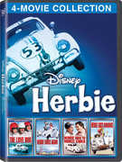 Disney Herbie: 4-Movie Collection (DVD) at Sears.com