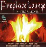 Fireplace Lounge / Various (DVD) at Sears.com