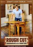 Rough Cut - Woodworking with Tommy Mac: Drop-Leaf Table (DVD) at Kmart.com
