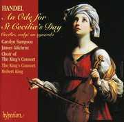 Handel: An Ode for St. Cecilia's Day (CD) at Kmart.com