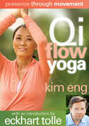 Kim Eng: Presence Through Movement: Qi Flow Yoga (DVD) at Sears.com