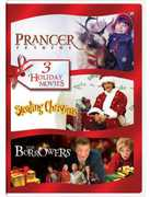 PRANCER RETURNS / STEALING CHRISTMAS / BORROWERS (DVD) at Kmart.com