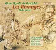 Michel Pignolet de Mont?clair: Les Ramages - Flute Music (CD) at Kmart.com