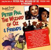 Karaoke: Peter Pan & Wizard of Oz / Various (CD) at Kmart.com