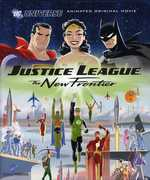 Justice League: New Frontier (Blu-Ray) at Kmart.com