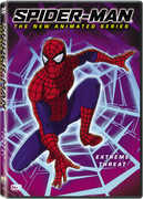 Spider-Man The New Animated Series: Exteme Threat (DVD) at Sears.com
