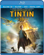 Adventures of Tintin 3D (3-D BluRay + DVD + Digital Copy + UltraViolet) at Kmart.com