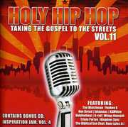 Holy Hip Hop: Taking the Gospel to Street 11 / Var (CD) at Sears.com