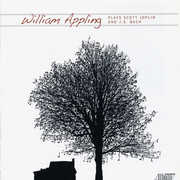 William Appling Plays Scott Joplin and J.S. Bach (CD) at Sears.com