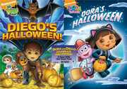 Dora the Explorer: Dora's Halloween/Go Diego Go!: Diego's Halloween (DVD) at Sears.com