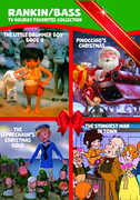 Rankin: Bass TV Holiday Favories Collection (DVD) at Sears.com