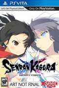 Senran Kagura Shinovi Versus LTD Edt