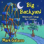 Big Backyard (Montessori Songs for Children) (CD) at Sears.com