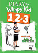 Diary of a Wimpy Kid 1 & 2 & 3 (DVD) at Kmart.com