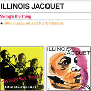 Swing's the Thing / Illinois Jacquet & His Orch (CD) at Sears.com