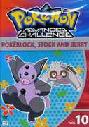 Pokemon Advanced Challenge, Vol. 10: Pokeblock, Stock and Berry (DVD) at Sears.com