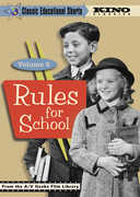 Classic Educational Shorts, Vol. 5: Rules for School (DVD) at Kmart.com