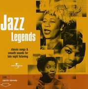 Jazz Legends: Classics Sound & Smooth Songs / Var (CD) at Sears.com
