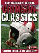 Crimson Classics: 1985 Alabama vs. Georgia (DVD) at Kmart.com