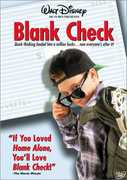 Blank Check (DVD) at Kmart.com