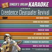 Singer's Dream: Creedence Clearwater Karaoke / Var (CD) at Sears.com
