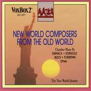 New World Composers from the Old World (CD) at Kmart.com