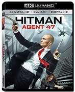 Hitman: Agent 47  [4K Ultra HD + Blu-ray + Digital HD] , Rupert Friend
