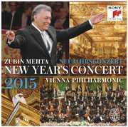 Neujahrskonzert /  New Year's Concert 2015 , Zubin Mehta