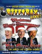 Rifftrax Live: Christmas Shorts Stravaganza (Blu-Ray) at Kmart.com