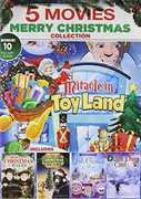 Five Movies Merry Christmas Collection (DVD) at Kmart.com