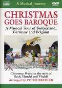 Musical Journey: Christmas Goes Baroque - A Musical Tour of Switzerland, Germany and Belgium (DVD) at Kmart.com