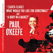 Santa Claus What Would You Like for Christmas (CD) at Kmart.com