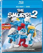 Smurfs 2 (Blu-Ray + DVD + UltraViolet) at Kmart.com