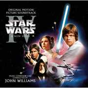 Star Wars: Episode Iv - a New Hope (Score) / Ost (CD) at Kmart.com