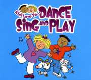 Kids Love to: Dance Sing & Play / Various (CD) at Kmart.com
