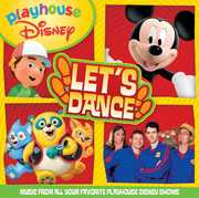 Playhouse Disney: Let's Dance / Various (CD) at Kmart.com