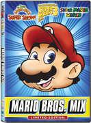Super Mario Bros: Mega Mario Mix (DVD) at Kmart.com
