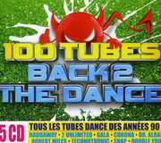 BACK 2 THE DANCE-100 TUBES / VARIOUS (CD) at Sears.com