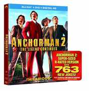 Anchorman 2: The Legend Continues , David Koechner