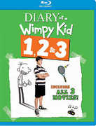 Diary of a Wimpy Kid 1 & 2 & 3 (Blu-Ray) at Kmart.com