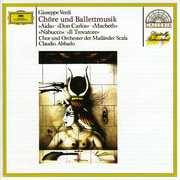 Giuseppe Verdi: Ch?re und Ballettmusik (CD) at Sears.com