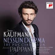 Nessun Dorma: The Puccini Album , Jonas Kaufmann