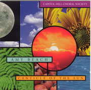 Amy Beach: Canticle of the Sun (CD) at Kmart.com