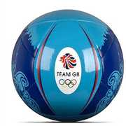Team GB Football (Cyan/ White/ Red/ Collegiate)