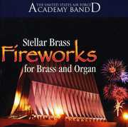 Fireworks for Brass and Organ (CD) at Kmart.com
