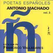 ANTONIO MACHADO: POETAS ESPANOLES 3 (CD) at Sears.com