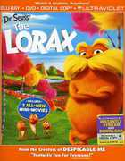 Dr. Seuss' The Lorax (Blu-Ray + DVD + Digital Copy + UltraViolet) at Sears.com